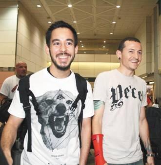Linkin Park | Майк Шинода и Честер Беннингтон