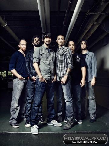 Linkin Park | Статья в журнале KERRANG