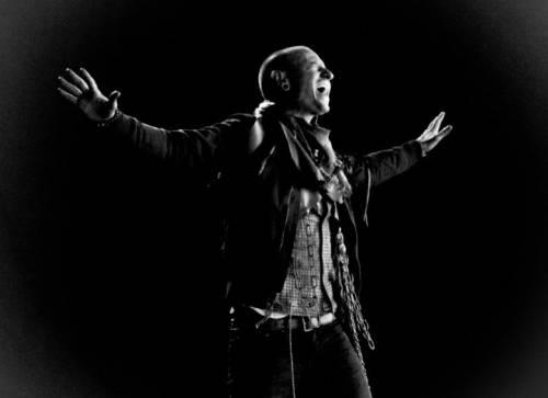 "Linkin Park  | Фото со съемок клипа ""Iridescent"""