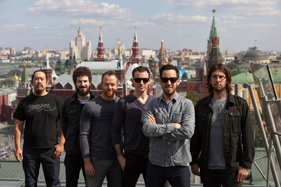 Linkin Park  Moscow promo