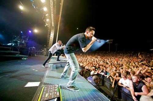 Linkin Park | Честер и Майк