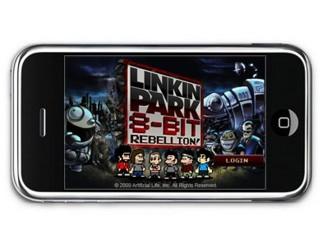 Linkin Park | Игра для iPhone