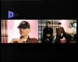 Linkin Park - London, England, ITV Studios, CD/UK/Headliners (08.03.2003) - DVD