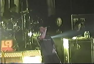 Linkin Park - HSBC Arena, Buffalo, NY, EUA (28.10.2001)