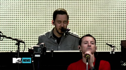 "Linkin Park  | ""Iridescent"" Moscow 23.06.2011"