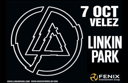 Linkin Park |  Концерт в Аргентине 2010