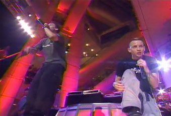 Linkin Park - 01.08.2001 Cleveland, OH, Rock And Roll Hall Of Fame